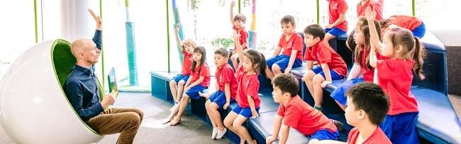 Các trường quốc tế TPHCM ISSP
