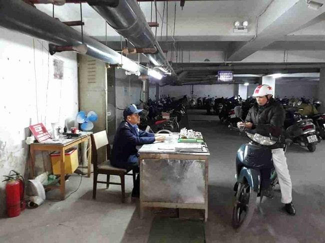 Địa điểm giữ xe qua đêm quận Tân Bình