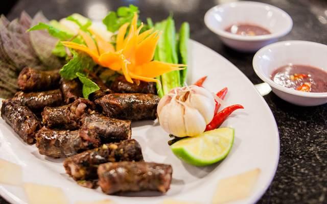 Review lẩu dê Đồng Hương