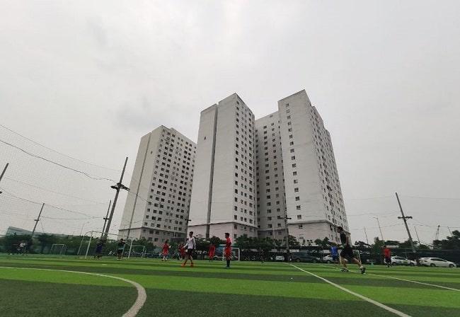 Sân bóng đá C1