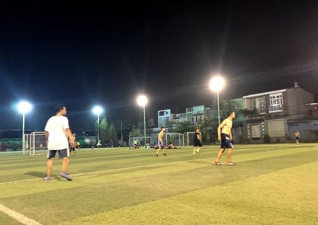 Sân bóng đá Cầu Ông Dầu