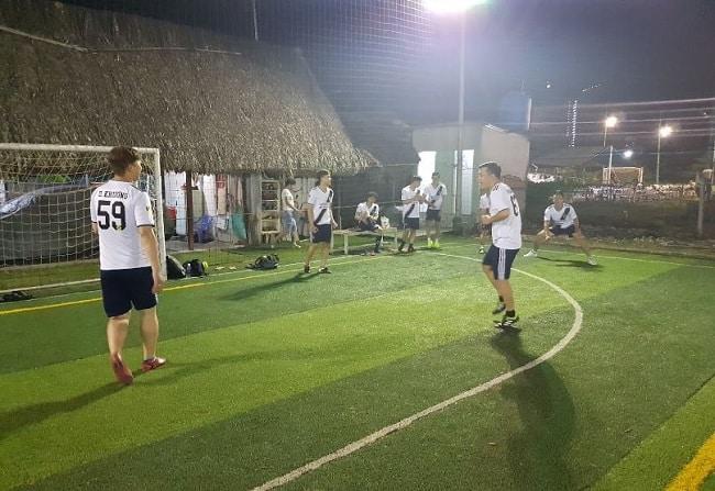 Sân bóng đá Đại Long - Bình Chánh