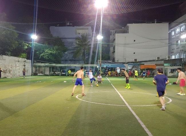 Sân bóng đá Quyền Bình Thạnh