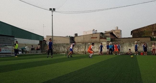 Sân bóng đá Victory