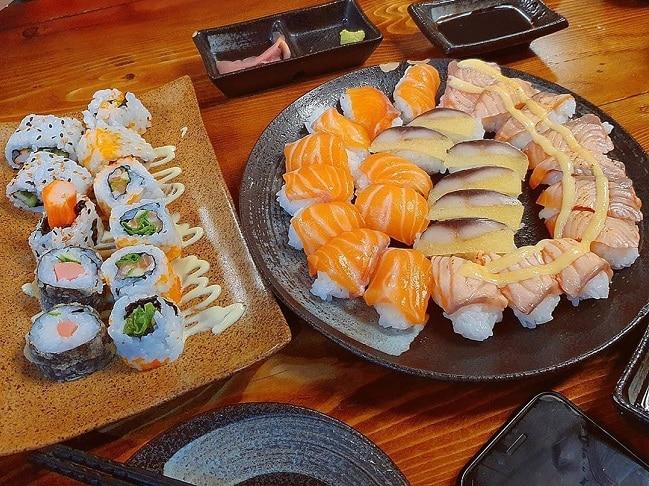 Sushi Buffet Kunimoto