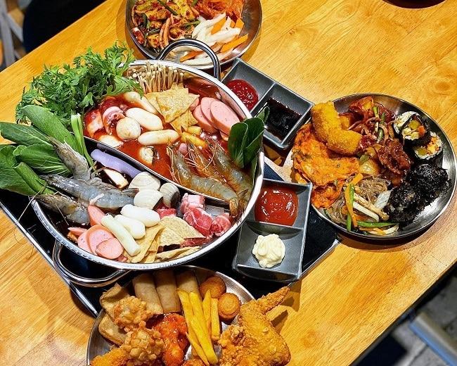 Yasuo-Korean Buffet