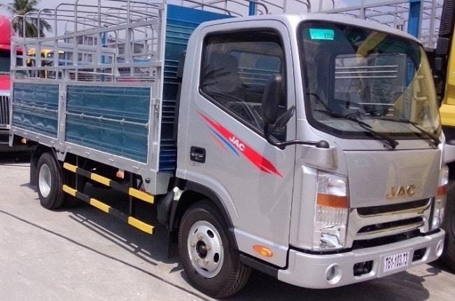 Bảng giá xe tải Jac HFC1042K2