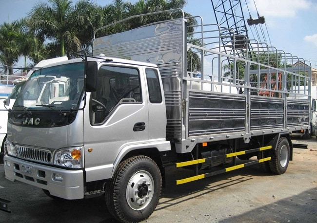 Bảng giá xe tải Jac HFC1383k1
