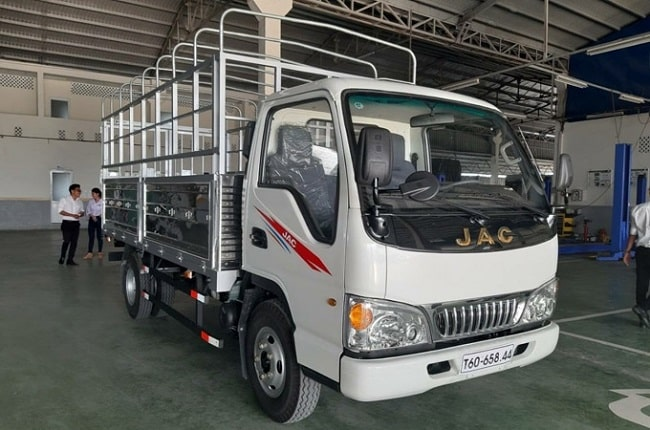 Bảng giá xe tải Jac L250