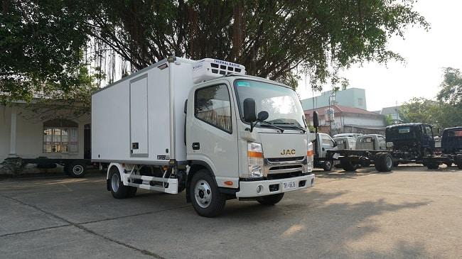 Bảng giá xe tải Jac N200