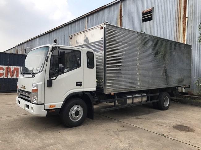 Bảng giá xe tải Jac N650
