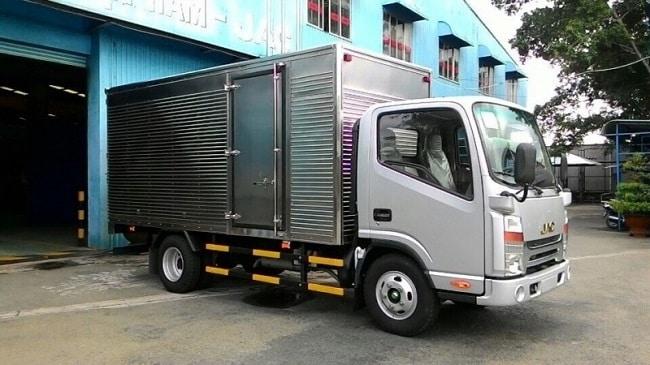 Bảng giá xe tải Jac N500