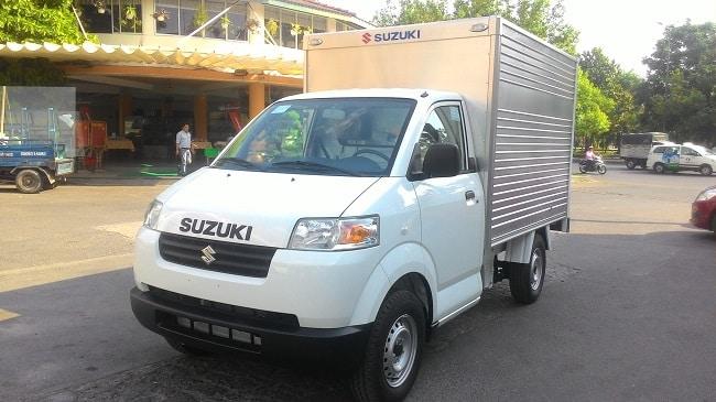 Cập nhật bảng giá xe tải Suzuki