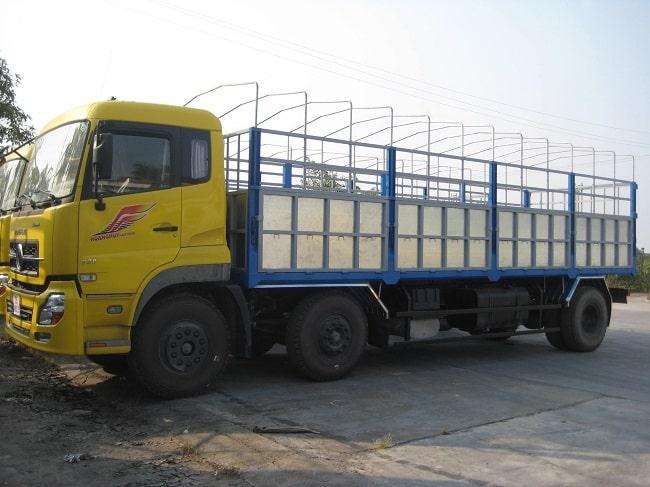 Bảng giá xe tải Dongfeng 8 Tấn