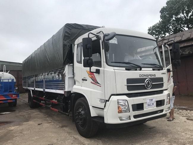 Bảng giá xe tải Dongfeng B180
