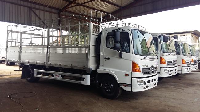 Bảng giá xe tải Hino FC