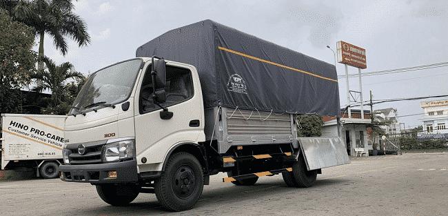 Bảng giá xe tải Hino XZU342L