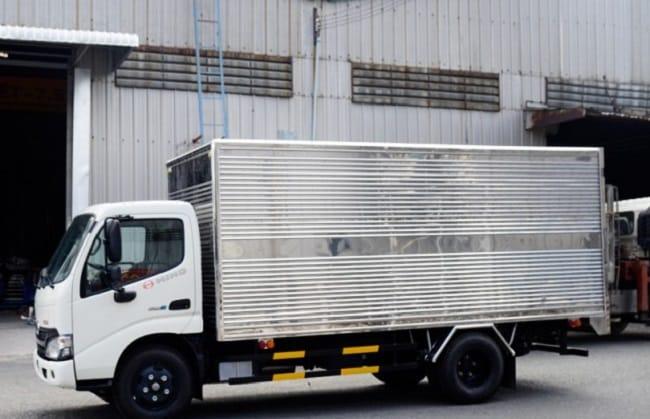Bảng giá xe tải Hino XZU650L