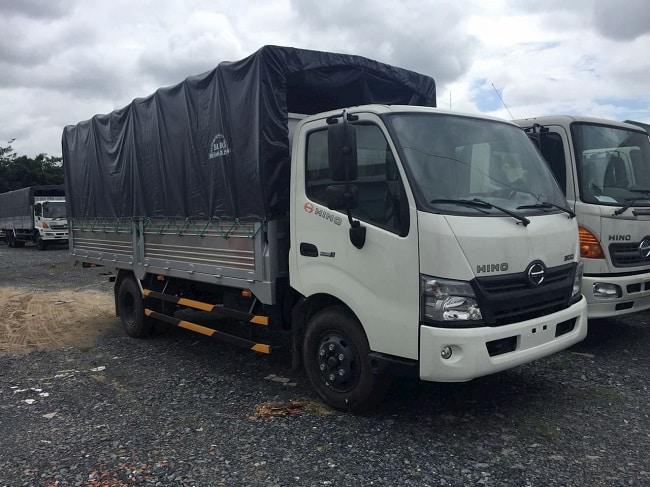 Bảng giá xe tải Hino XZU720L