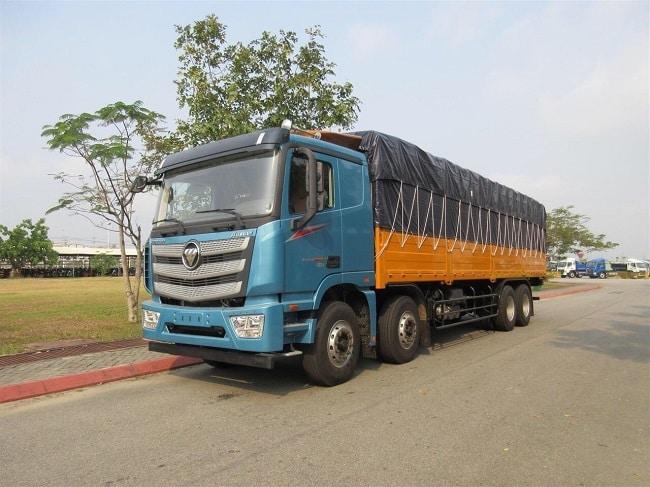 Xe tải Thaco Auman C300