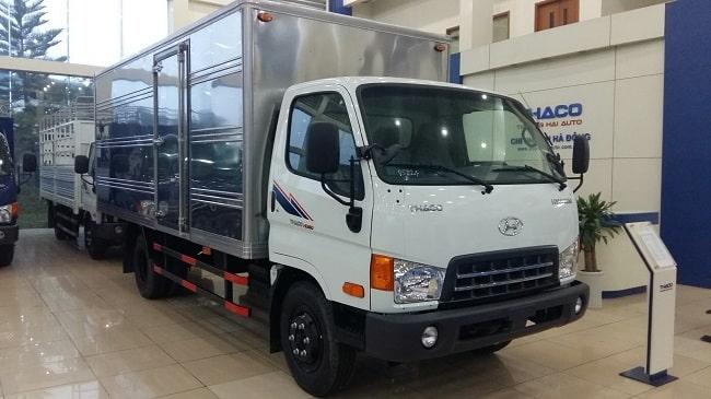 Bảng giá xe tải Thaco