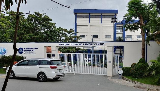 Các trường quốc tế ở TPHCM - ISHCMC