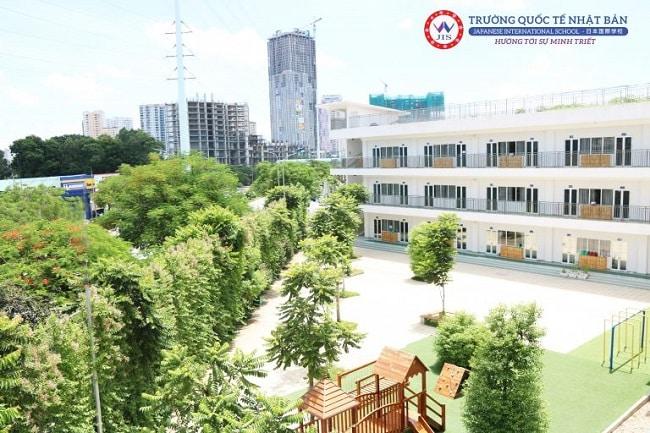 Các trường quốc tế ở TPHCM- Nhat-ban