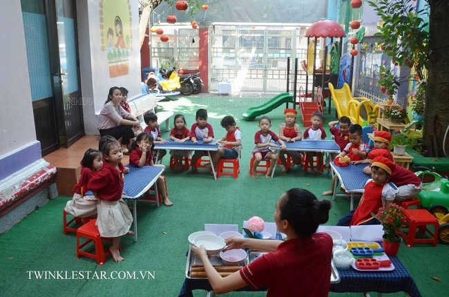 Các trường quốc tế ở TPHCM NNS