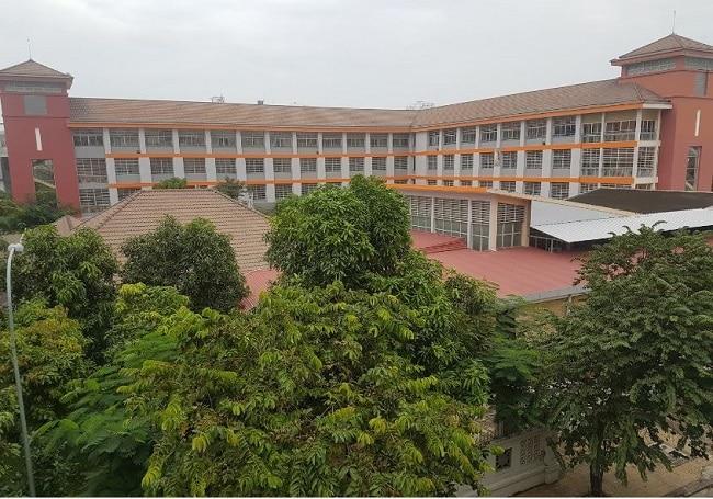 Các trường quốc tế ở TPHCM SIS