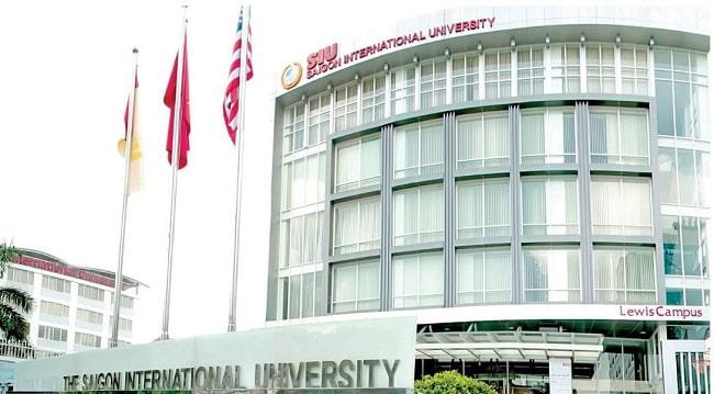 Các trường quốc tế ở TPHCM SIU