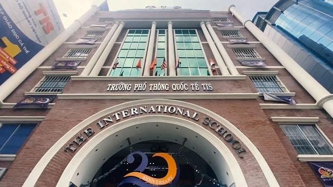 Các trường quốc tế ở TPHCM TIS
