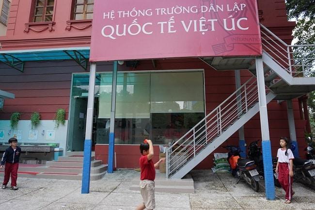 Các trường quốc tế ở TPHCM - VAIS