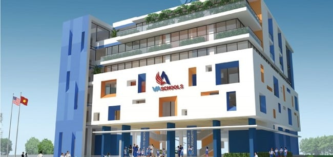 Các trường quốc tế ở TPHCM Việt Mỹ