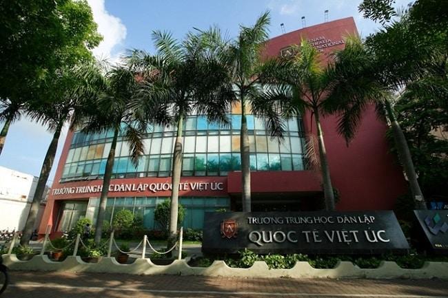 Các trường quốc tế ở TPHCM VU