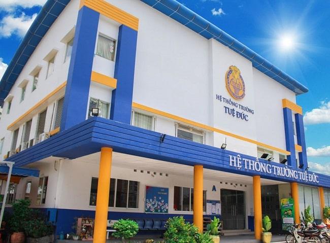 Các trường quốc tế ở TPHCM (Tuệ Đức)