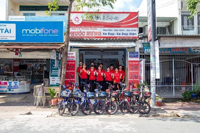 Cửa hàng xe đạp điện Draca