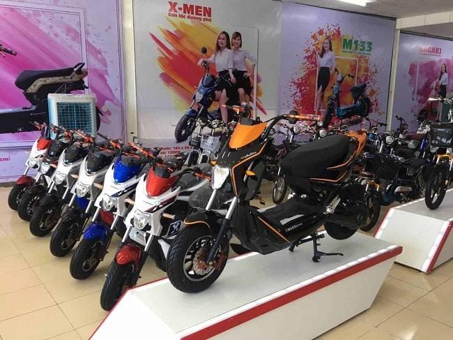 Cửa hàng xe đạp điện Minh Sơn