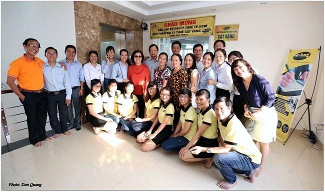 Dịch vụ kế toán trọn gói quận 1 Sao Vàng
