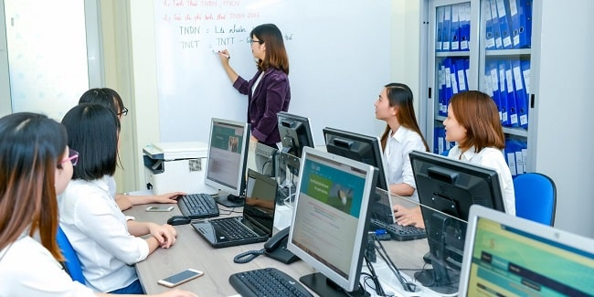 Dịch vụ kế toán trọn gói quận 1 Song Kim