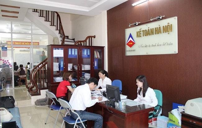 dịch vụ kế toán trọn gói tại huyện Nhà Bè - Hà Nội