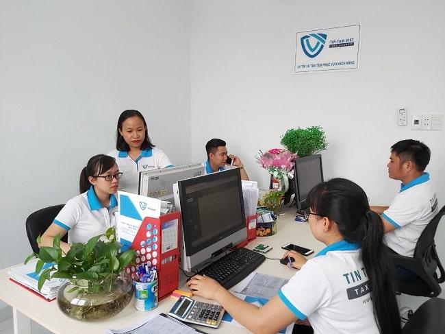 Dịch vụ kế toán trọn gói tại quận Bình Tân- Tín Tâm Việt