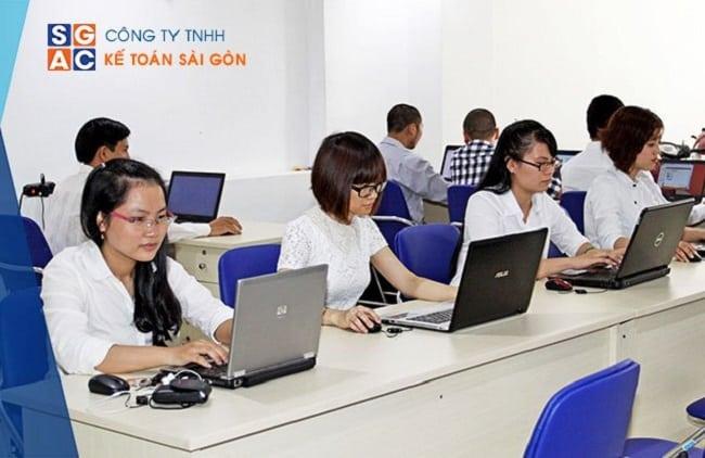Dịch vụ kế toán trọn gói tại quận Bình Thạnh - Sài Gòn