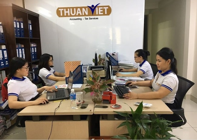 Dịch vụ kế toán trọn gói tại quận Bình Thành - Thuận Việt