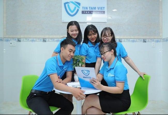 Dịch vụ kế toán trọn gói tại quận Tân Phú - Tín Tâm Việt