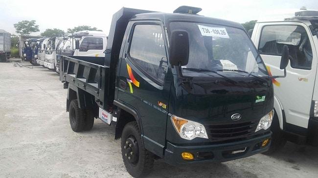 Giá xe tải nhỏ Changan