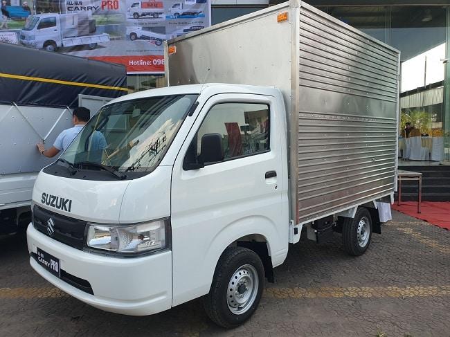giá xe tải nhỏ Suzuki