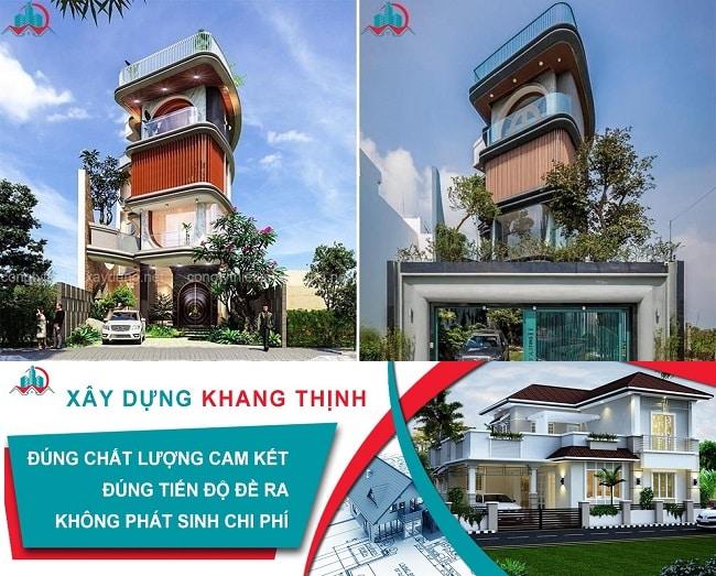 công ty thiết kế Khang Thịnh