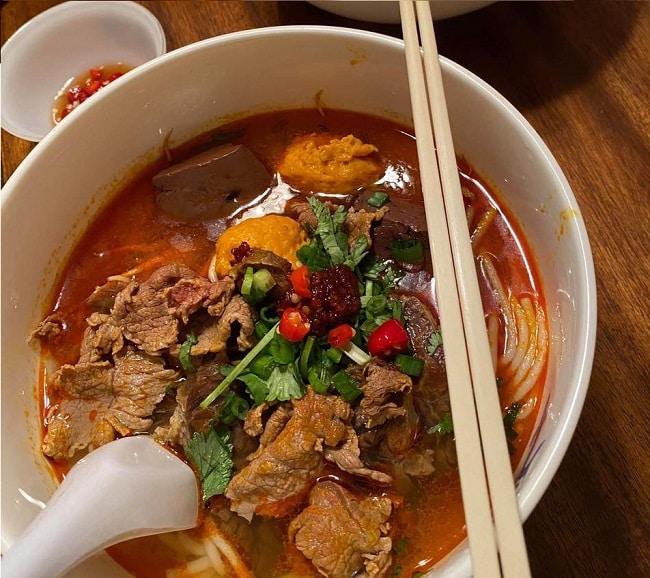 Quán ăn huế ngon - Huế Corner
