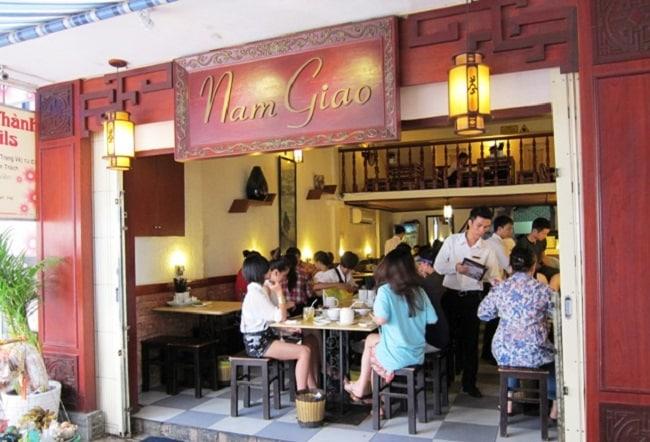 Quán ăn Huế ngon - Nam Giao