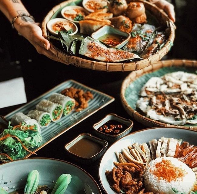 Quán ăn Huế ngon - The Hue House